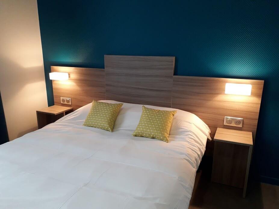 Chambre double - Hotel à Vallet 44330