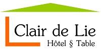 Logo de Hotel / Restaurant CLAIR DE LIE à Vallet 44330 en Loire Atlantique